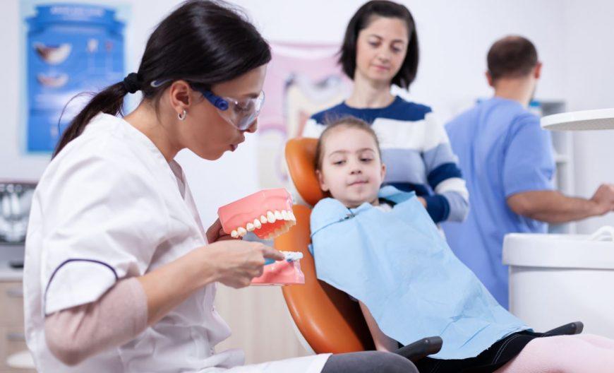 ¿Desde cuando no acudes al odontólogo Infantil?