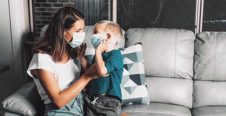 ¿Cómo identifico si mi hijo tiene gripe u otro virus?